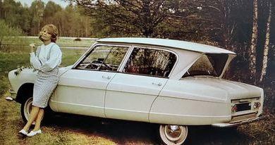 Photo of Citroen Ami 6 (1961-1969): Da li se sećate?