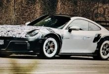 Photo of Porsche 911 Techart GTstreet R iznenadio je na ulici