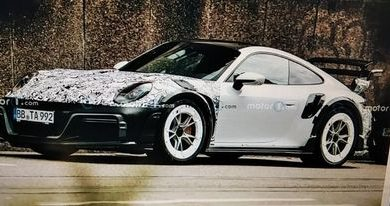 Photo of Porsche 911 Techart GTstreet R iznenadio je na ulici