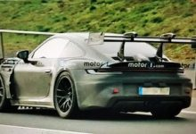 Photo of Porsche 911 GT3 RS i njegov aktivni spojler u akciji