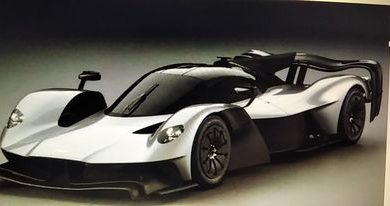 Photo of Aston Martin Valkirie – Ekstremnija verzija procurila je na mrežu