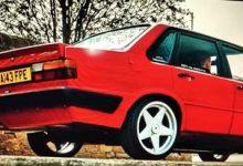 Photo of Ovaj Audi 80 ima dobro skrivenu tajnu … 610 KS ispod haube!